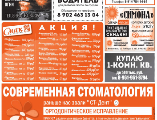 Газета «Скороход» (Вилючинск, Камчатский край)