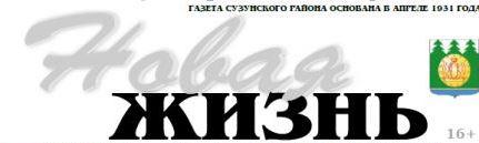 gazeta novaya zhizn suzun