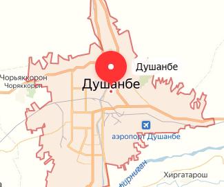 naruzhnaya reklama dushanbe tajikistan